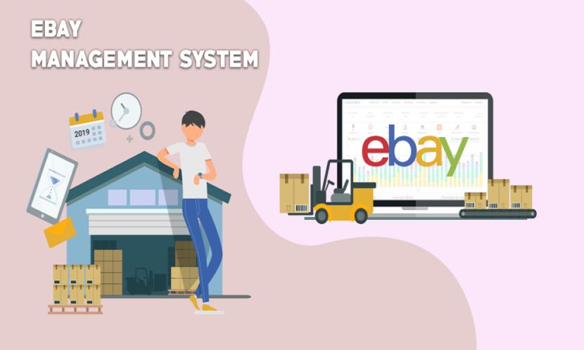 eBay store management
